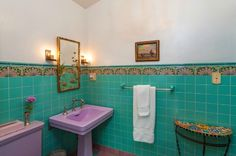 Annie Potts Selling Colorful California Hacienda | hookedonhouses.net