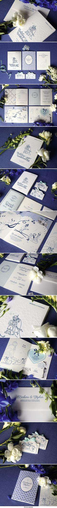 DASUNO // Client: Barbara+&+Stephan // Wedding+Design // 2016 Wedding Designs