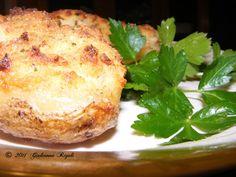 Salsiccia di patate Barche, Sausage Potato Boats Recipe by Chef Bretto