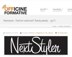 NextStyler on Officine Formative