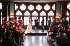 Montauk Club Wedding, Brooklyn.