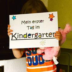 Kindergarten, Foto-Idee