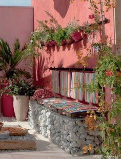 Decora el jardín reciclando | Ser ecológico es facilisimo.com