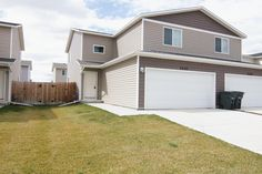 Gillette, WY home for sale! 3220 Quacker Ave - 3 bed, 2 bath. Like new townhouse! Large kitchen and dining areas. Master on suite bath and walk in closet. Fully landscaped with sprinklers. Fenced backyard. 2 car garage. Call Summer Robertson at Team Properties Group 307-250-4382