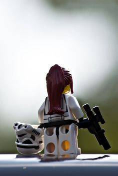 Who says that all stormtroopers are men? legos