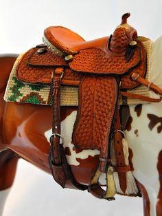 Braymere Custom Saddlery: Show & Tell