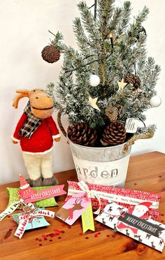 187 Best Christmas Craft Ideas Images In 2019 Christmas Crafts