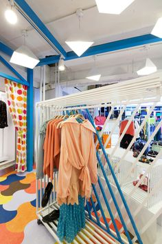 Spicy Color Flagship Store- Seoul, Korea-The Cool Hunter - Stores