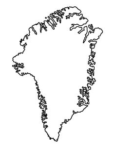 Greenland pattern. Use the printable outline for crafts, creating stencils, scrapbooking, and more. Free PDF template to download and print at http://patternuniverse.com/download/greenland-pattern/