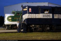 RailPictures.Net Photo: GARR 1026 Georgia Railroad EMD GP7 at Duluth, Georgia by Martin K OToole