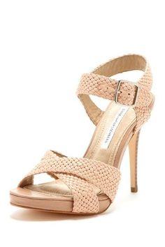 DVF Vivi High Heel Sandal