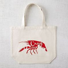 Market Tote Bag - Cray  | west elm