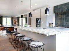 Van casco kantoor pand naar luxe appartement - binnenvorm.nl