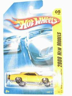 2008 New Models #5 '69 Dodge Coronet Super Bee Dark Yellow Collectibles Collector Car #2008-5 2008 Hot Wheels by Hot Wheels. $0.51. 2008 New Models #5 '69 Dodge Coronet Super Bee Dark Yellow Collectibles Collector Car #2008-5 2008 Hot Wheels. 2008 New Models #5 '69 Dodge Coronet Super Bee Dark Yellow Collectibles Collector Car #2008-5 2008 Hot Wheels