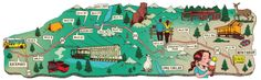 The Great Drive: North Cascades Highway--A 100-mile road trip on the prettiest, wildest stretch of highway in the state.