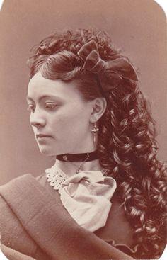 Vintage beauty 1870s (by Art & Vintage)