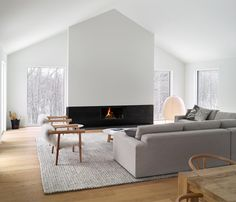 Alta Chalet designed by the AKB studio   More with Less