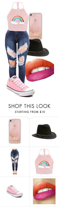 """summer3"" by noodle-353 on Polyvore featuring Rebecca Minkoff, Eugenia Kim and Converse"