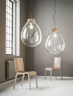 Vítěz v kategorii Designér roku: Olgoj Chorchoj,  kolekce svítidel TIM (výrobce Bomma)