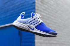 "Nike Air Presto ""Racer Blue"" Air Max Sneakers, Sneakers Nike, Blue Sneakers, Air Presto, Sneaker Magazine, Nike Sportswear, Reebok, Nike Air Max, Nike Shoes"