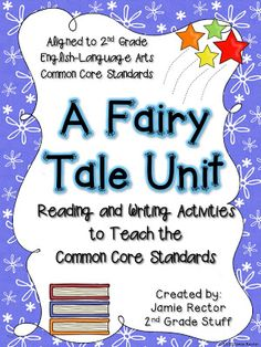 2nd Grade Stuff: Fairy Tale Unit