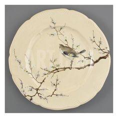 Service Lambert-Rousseau : assiette plate Giclee Print by Henri Lambert at eu.art.com