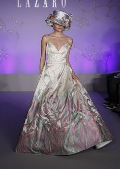 Elegant Over the Top Wedding Dresses Collection