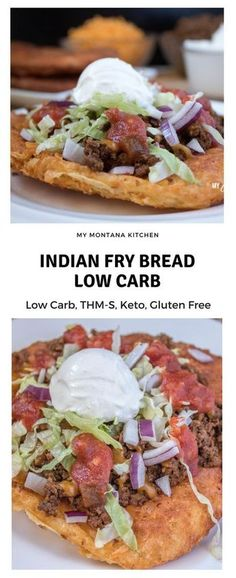 I am definitely going to try this recipe. low carb Indian fry bread