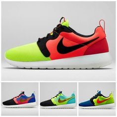 NIKE ROSHE RUN HYPERFUSE – MECURIAL AND MAGISTA COLLECTION