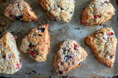Mixed Berry Mascarpone Scones make a wonderful breakfast or tea-time snack. And they're super easy to whip up!