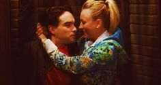 The scene where Penny reveals she loves Leonard was shot in one take   Community Post: 10 Fun Facts About The Big Bang Theory