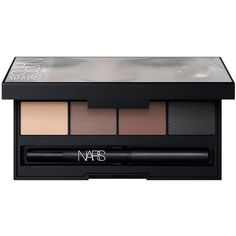 Nars Limited Edition Sarah Moon Look Closer Eyeshadow Palette ($49) ❤ liked on Polyvore featuring beauty products, makeup, eye makeup, eyeshadow, beauty, palette eyeshadow and nars cosmetics