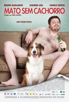 Cartaz de Mato Sem Cachorro com Danilo Gentili