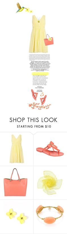 """""""hummingbird"""" by paperdollsq ❤ liked on Polyvore featuring Vila Milano, Melissa, Class Roberto Cavalli, Bourbon and Boweties, Oris, Bling Jewelry, falala, mesome and 2to5onsunday"""