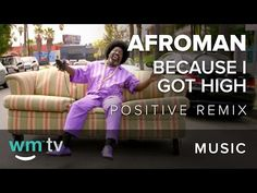 Music: 7 Stoner classics from Jazz to Techno  featuring Afroman's Positive remix of - Because I Got High http://weedrecommend.com/1586/
