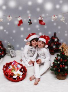 #christmas #xmas #children #snow #sweet