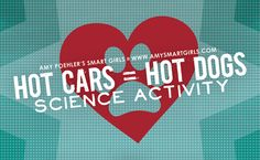"""There's nothing our furry friends love more than enjoying the breeze out the window of a car. Something they don't love? Being locked in the car with the """"windows cracked"""". Let's explore how hot a car gets in the summer time with this Smart Girls Science Activity!"""