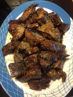 Shellfish Recipes, Greek Recipes, Seafood, Fries, Steak, Recipies, Pork, Food And Drink, Beef