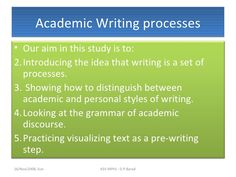 tip for thesis writing