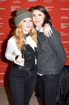 Natasha Lyonne and Clea Duvall