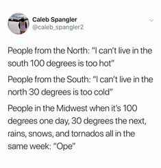 Ope, sorry! Just gonna sneak right past ya with some hilarious memes. As someone who grew up in the Midwest, I can assure you that these bad boys perfectly nail what it's like living the dream in Stupid Funny Memes, Funny Relatable Memes, The Funny, Funny Stuff, Funny Sarcasm, Funny Drunk, 9gag Funny, Funny Fails, Funny Things