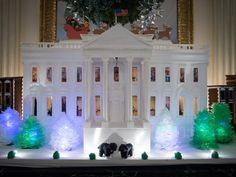 Step inside 1600 Pennsylvania Avenue as HGTV gives you an insider's look at the holiday preparations and decorations at America's first home.