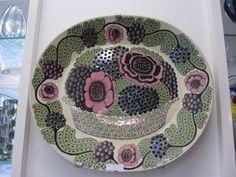 Birger Kaipiainen | ANEMONE | Swedish Style, Plant Illustration, Finland, Danish, Objects, Retro, Tableware, Design, Art