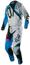 Fox Youth 360 Fallout Blue Kit Pant & Jersey Combo Dirtbike ATV 2013 Racing Gear