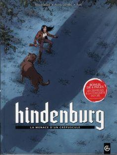 Hindenburg (2013) Cover di TieKo #Lanciostory #EditorialeAurea #Hindenburg #TieKo #PatriceOrdas