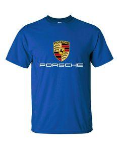 Porsche Logo T-Shirt