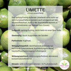 Limette ätherisches Öle Profil Make fragrant body oils with essential oils yourself Lime Essential Oil, Essential Oils, Flexibility Workout, Oils For Skin, Fitness Transformation, Young Living, Aromatherapy, Body Care, Health And Wellness