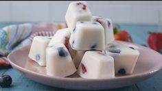 You Can Use An Ice Cube Tray To Make One Of Summer's Coolest Snacks