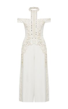 Stars Align Embellished Jumpsuit by THURLEY for Preorder on Moda Operandi