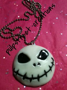 Hey, I found this really awesome Etsy listing at http://www.etsy.com/listing/167265957/jack-skellington-handmade-resin-pendant